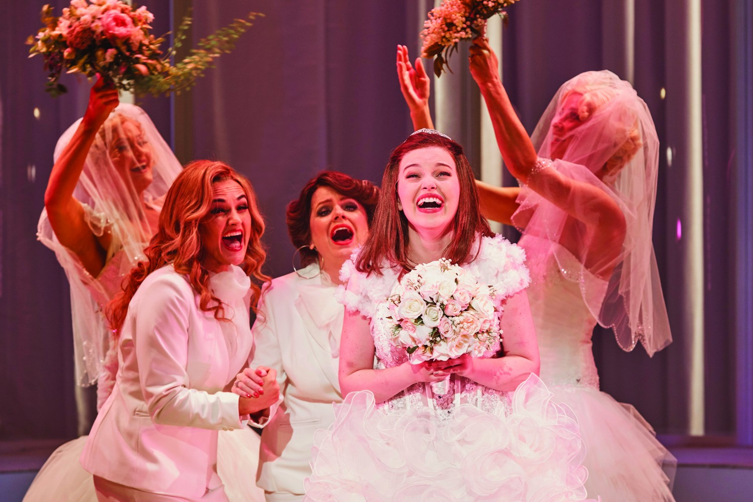 Sydney Theatre Company and Global Creatures - Muriel's Wedding The Musical