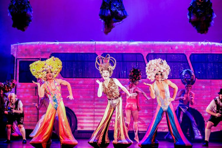 Priscilla Queen Of The Desert Dress Rehearsal